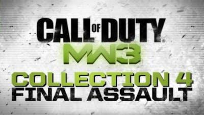 Call of Duty: Modern Warfare 3 Collection 4: Final Assault DLC