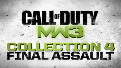 Call of Duty: Modern Warfare 3 Collection 4: Final Assault DLC