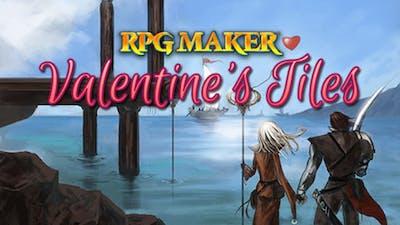 RPG Maker VX Ace: Valentine's Tile Pack