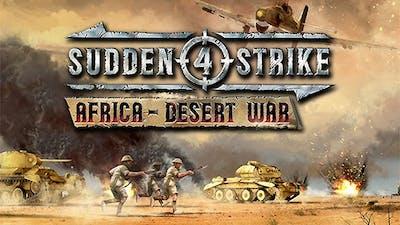 Sudden Strike 4 - Africa: Desert War - DLC