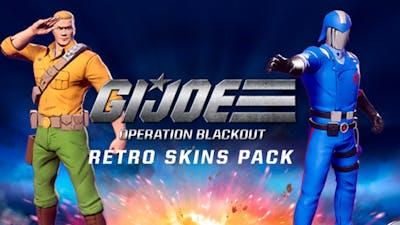 G.I. Joe: Operation Blackout - Retro Skins Pack - DLC