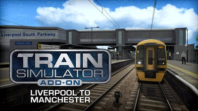 Train Simulator: Liverpool-Manchester Route Add-On - DLC