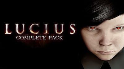 Lucius Complete Pack