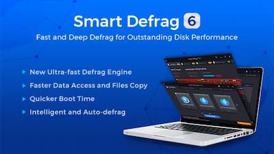 Smart Defrag 6 Pro