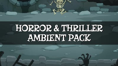 Horror & Thriller Ambient Pack