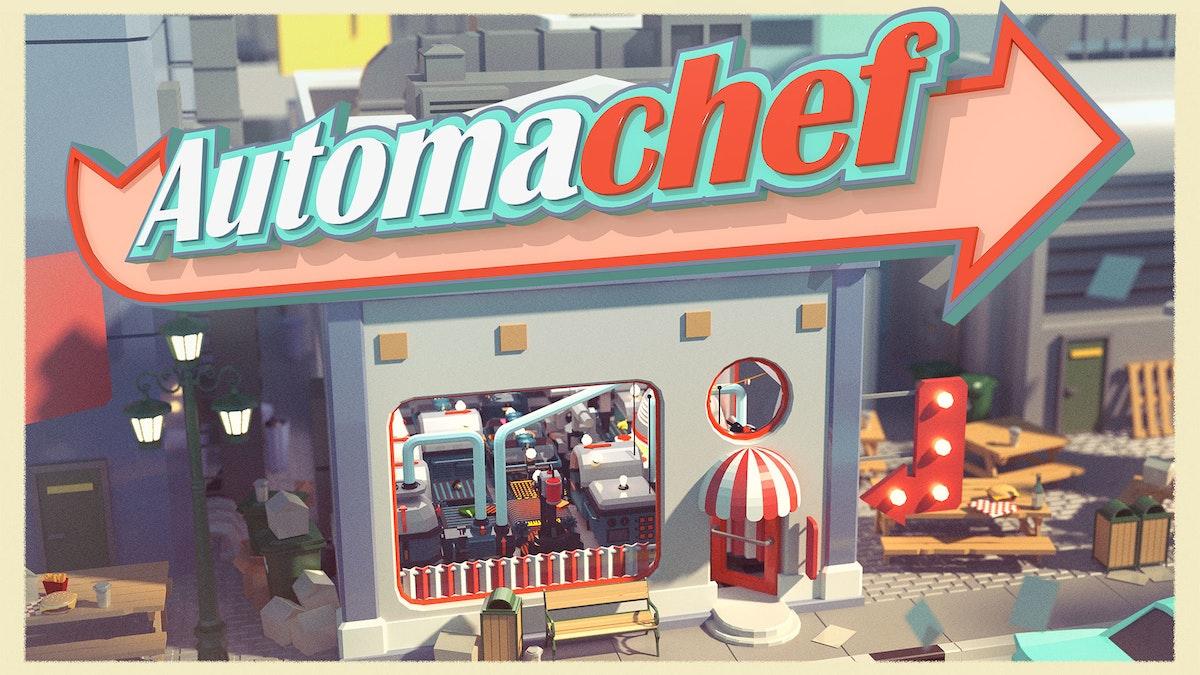 Automachef | PC Steam Game | Fanatical