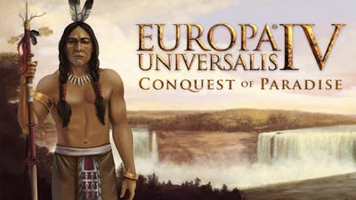 Europa Universalis IV: Conquest of Paradise DLC