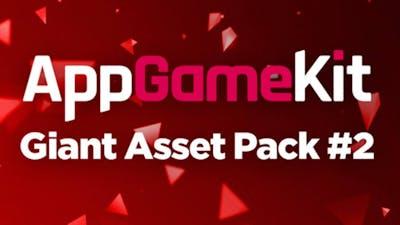 AppGameKit - Giant Asset Pack 2 DLC