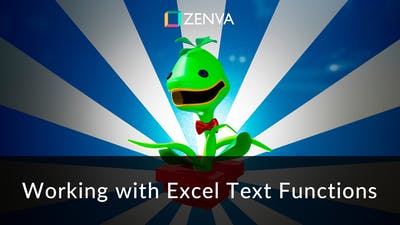 Working with Excel Text Functions