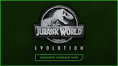 Jurassic World Evolution: Herbivore Dinosaur Pack - DLC