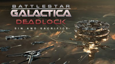 Battlestar Galactica Deadlock: Sin and Sacrifice - DLC