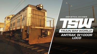 Train Sim World: Amtrak SW1000R Loco Add-On - DLC