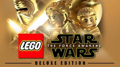 Lego Star Wars The Force Awakens Deluxe Edition Pc Steam Gra