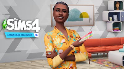 The Sims 4 Dream Home Decorator Game Pack - DLC