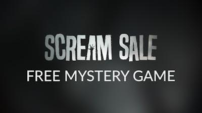 Scream Sale - Free mystery game