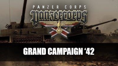 Panzer Corps Grand Campaign '42 DLC