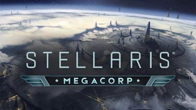 Stellaris: MegaCorp - DLC