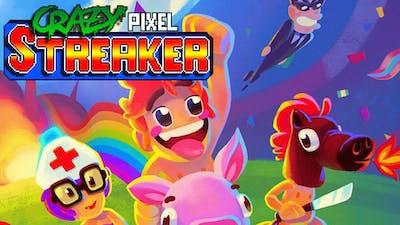 Crazy Pixel Streaker