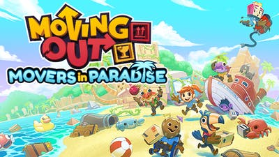 Moving Out – Movers in Paradise - DLC