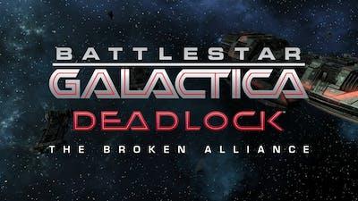 Battlestar Galactica Deadlock: The Broken Alliance - DLC