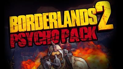 Borderlands 2 - Psycho Pack DLC