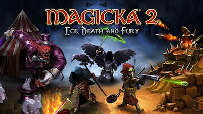 Magicka 2: Ice, Death and Fury DLC