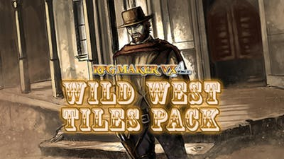 RPG Maker VX Ace: Wild West Tiles Pack DLC