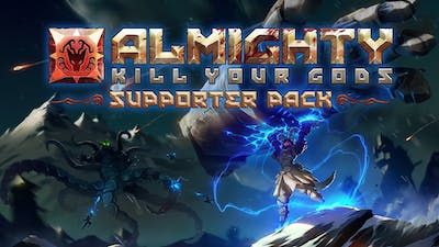 Almighty: Kill Your Gods Supporter Pack DLC