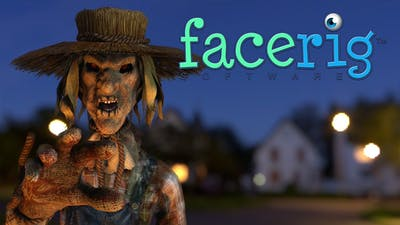 FaceRig Halloween Avatars 2015 DLC