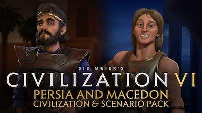 Civilization VI: Persia and Macedon Civilization & Scenario Pack DLC
