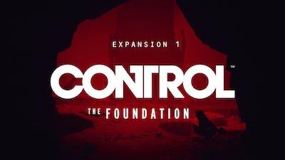 "CONTROL EXPANSION 1 ""THE FOUNDATION"" - DLC"