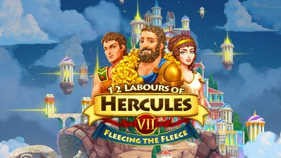 12 Labours of Hercules VII: Fleecing the Fleece (Platinum Edition)
