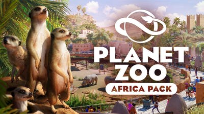 Planet Zoo: Africa Pack - DLC