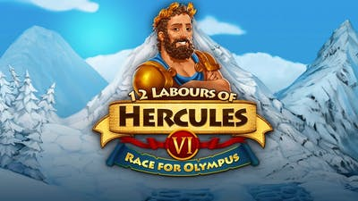 12 Labours of Hercules VI: Race for Olympus (Platinum Edition)