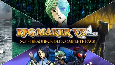 Rpg Maker Vx Ace Sci Fi Resource Dlc Complete Pack Steam Game