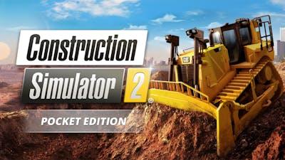 Construction Simulator 2 US - Pocket Edition