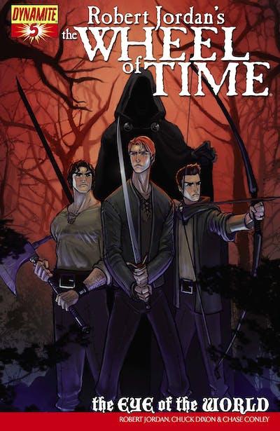 Robert Jordan's Wheel of Time #5