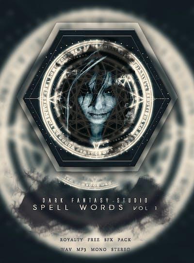 Spell Words Vol. 1 SFX Pack