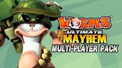 Worms Ultimate Mayhem - Multiplayer Pack DLC