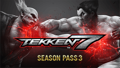 TEKKEN 7 - Season Pass 3 - DLC