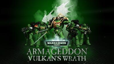 Warhammer 40,000: Armageddon - Vulkan's Wrath DLC