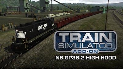 Train Simulator: Norfolk Southern GP38-2 High Hood Loco Add-On - DLC