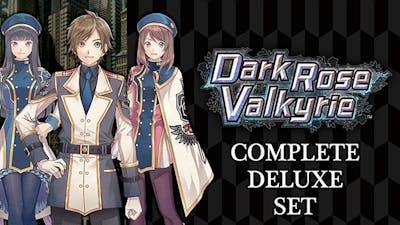 Dark Rose Valkyrie Complete Deluxe Set