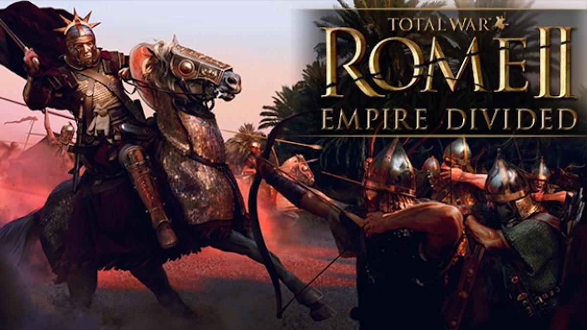 Total War: ROME II - Empire Divided DLC | PC Steam Downloadable
