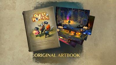 Quest Hunter: Original Artbook