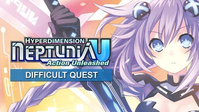 Hyperdimension Neptunia U Difficult Quest DLC