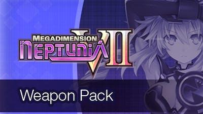 Megadimension Neptunia VII Weapon Pack DLC