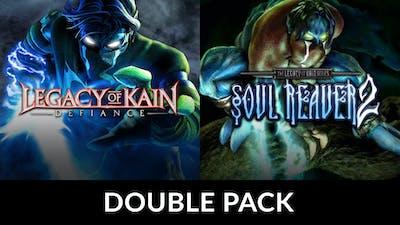 Legacy of Kain Defiance + Soul Reaver 2