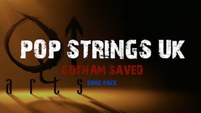 PopStrings UK Gotham Saved