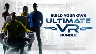 Build your own Ultimate VR Bundle